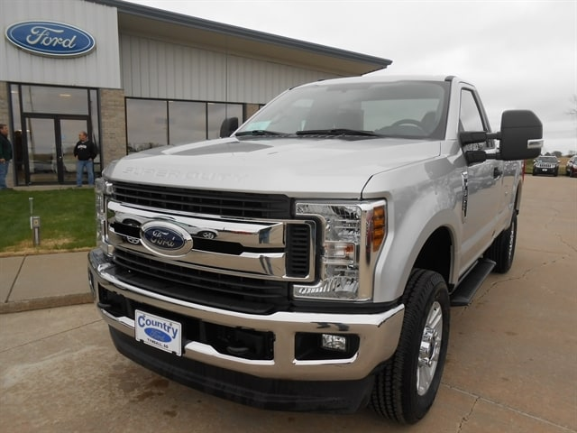 2019 Ford Superduty XLT F350 SRW 4X4 Pickup - Full Size