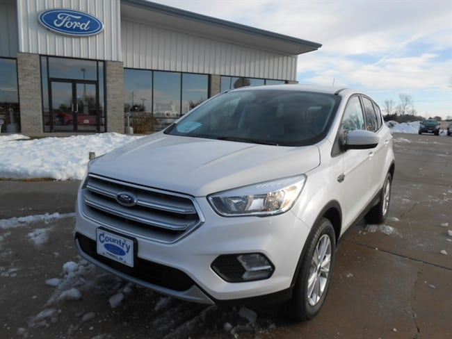 2019 Ford Escape 4 Door Wag Sport Utility