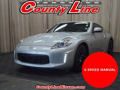 Certified Used 2017 Nissan 370Z Base Coupe for sale in CT