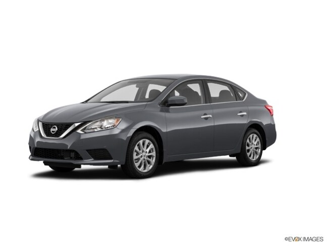 New 2019 Nissan Sentra SV Sedan for sale in CT