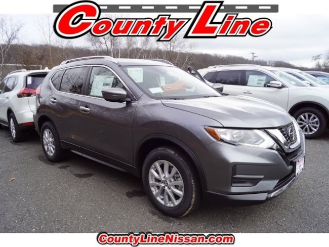 New 2019 Nissan Rogue SV SUV for sale in CT