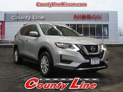 Pre-Owned 2017 Nissan Rogue SV SUV for sale in CT