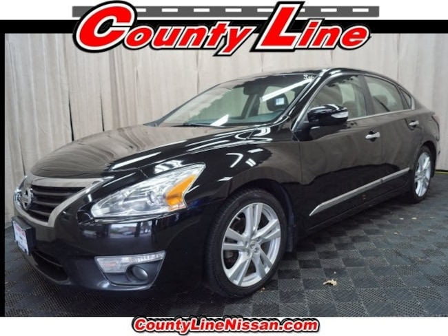 Certified Used 2014 Nissan Altima 3.5 SL Sedan for sale in CT