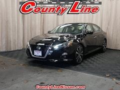 Certified Used 2019 Nissan Altima 2.5 Platinum Sedan for sale in CT
