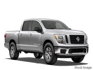 2020 Nissan Titan Platinum Reserve Truck