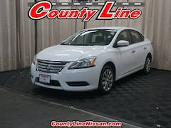 Pre-Owned 2015 Nissan Sentra SV Sedan for sale in CT
