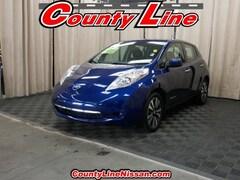 Pre-Owned 2017 Nissan Leaf SV Hatchback for sale in CT