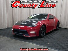 Certified Used 2016 Nissan 370Z Nismo Tech Coupe for sale in CT