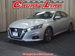 Certified Used 2019 Nissan Altima 2.5 SV Sedan for sale in CT