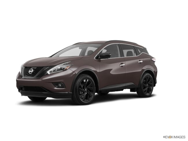 New 2018 Nissan Murano Platinum SUV for sale in CT