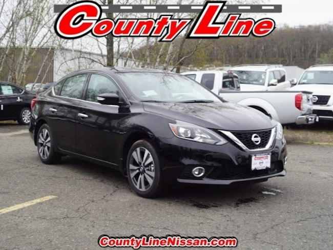 New 2019 Nissan Sentra SL Sedan for sale in CT