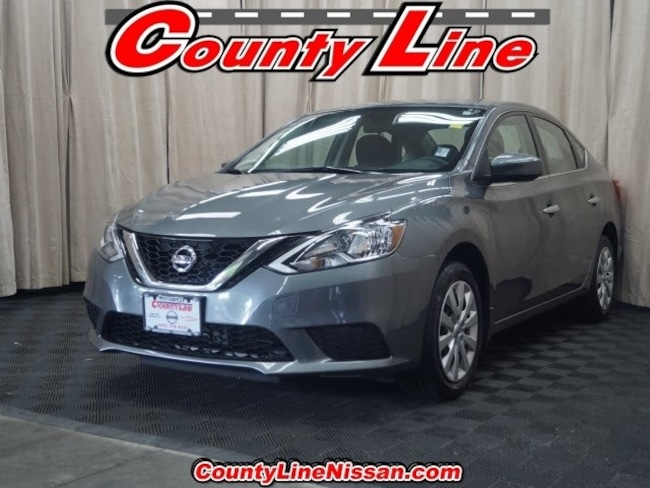 Certified Used 2016 Nissan Sentra S Sedan for sale in CT