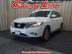 Certified Used 2016 Nissan Pathfinder SV SUV for sale in CT