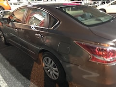Certified Used 2015 Nissan Altima 2.5 S Sedan for sale in CT