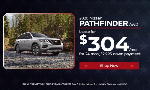 May Pathfinder Lease Offer
