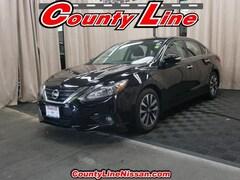 2017 Nissan Altima 2.5 SL Sedan