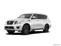 New 2019 Nissan Armada Platinum SUV for sale in CT