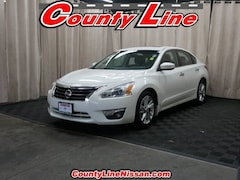 Pre-Owned 2015 Nissan Altima 2.5 SL Sedan for sale in CT