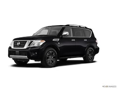 New 2019 Nissan Armada SL SUV for sale in CT