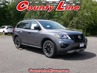 New 2020 Nissan Pathfinder SL SUV for sale in CT