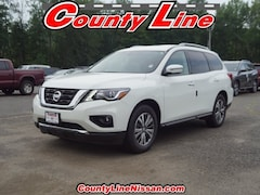 New 2019 Nissan Pathfinder SV SUV for sale in CT