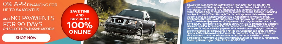 0% APR FINANCING FOR UP TO 84 MONTHS