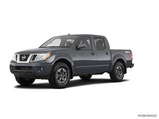 2019 Nissan Frontier PRO Truck