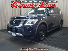 Certified Used 2018 Nissan Armada Platinum SUV for sale in CT
