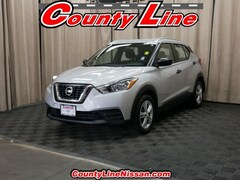 Certified Used 2019 Nissan Kicks S SUV for sale in CT