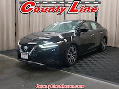 Certified Used 2019 Nissan Maxima 3.5 S Sedan for sale in CT