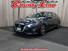 Certified Used 2019 Nissan Altima 2.5 Platinum Sedan for sale in CT