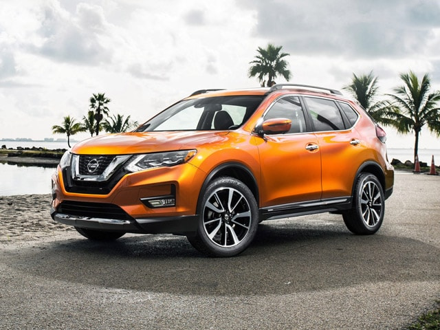 Why Should You Choose The 2017 Nissan Rogue Instead Of The 2017 Subaru  Forester?