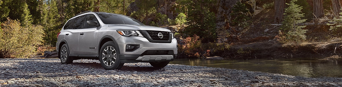 New Nissan Pathfinder SUV