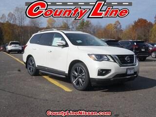2020 Nissan Pathfinder Platinum SUV