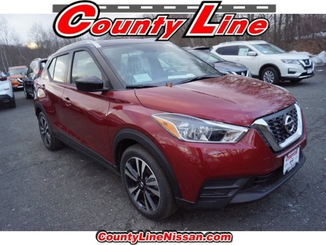 New 2019 Nissan Kicks SV SUV for sale in CT