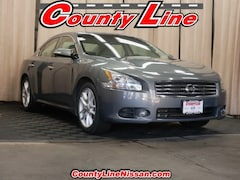 Pre-Owned 2009 Nissan Maxima 3.5 SV Sedan for sale in CT