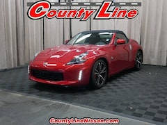 Certified Used 2018 Nissan 370Z Touring Sport Convertible for sale in CT