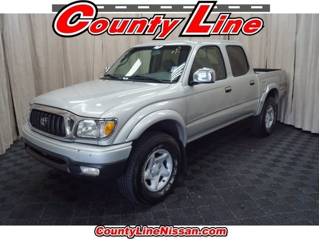 Used 2004 Toyota Tacoma TRD Limited Truck in Middlebury, CT | VIN