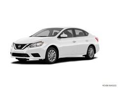 New 2019 Nissan Sentra SV Sedan for sale in CT