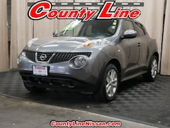 Pre-Owned 2012 Nissan Juke SV SUV for sale in CT