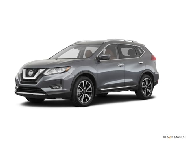 New 2019 Nissan Rogue S SUV for sale in CT