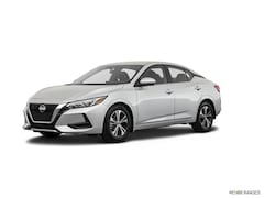 New 2020 Nissan Sentra SV Sedan for sale in CT