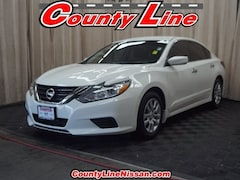 Certified Used 2017 Nissan Altima 2.5 S Sedan for sale in CT