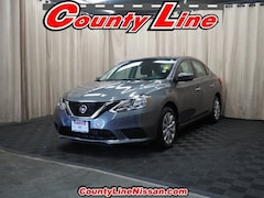 Pre-Owned 2016 Nissan Sentra SV Sedan for sale in CT