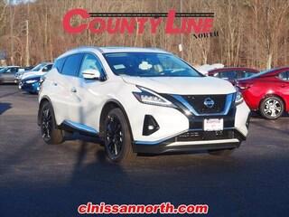 2020 Nissan Murano Platinum AWD Platinum