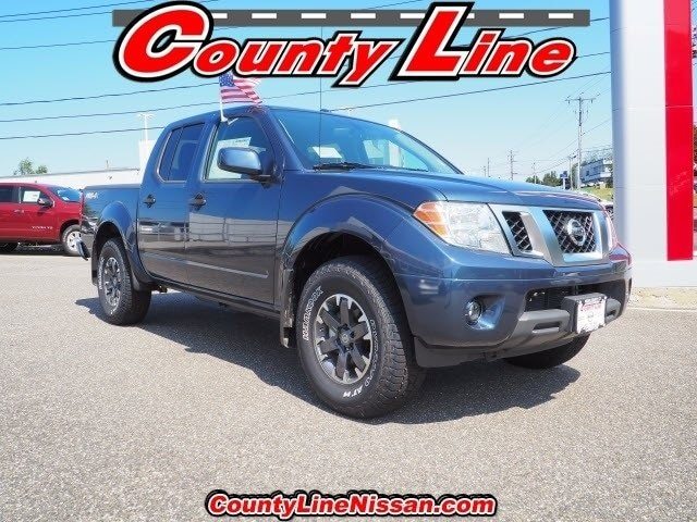 New 2019 Nissan Frontier For Sale at County Line Nissan