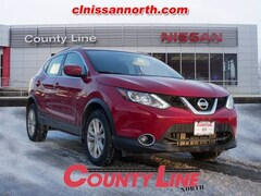 Pre-Owned 2017 Nissan Rogue Sport SV SUV for sale in CT