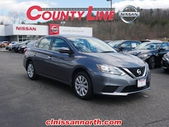 Pre-Owned 2019 Nissan Sentra S Sedan for sale in CT