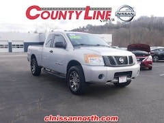Pre-Owned 2010 Nissan Titan XE Truck King Cab for sale in CT