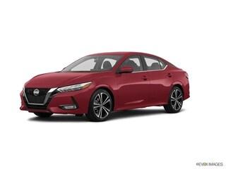 2020 Nissan Sentra SR SR CVT
